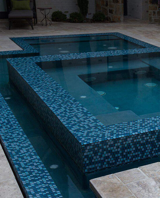 bullnose pool coping services